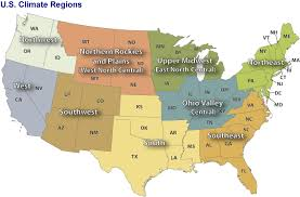 us climate map u s climate regions monitoring references national centers