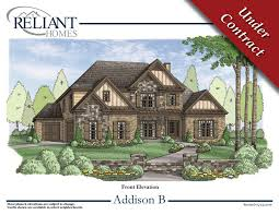 reliant homes grayson floor plan home plan