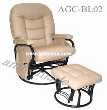 Recliners Walmart Glider Recliner Chair Bonded Leather Birch U Base Swivel Glider