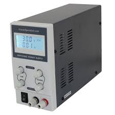 Power Bench Low Cost 10 Amp 30 Volt Switching Power Supply