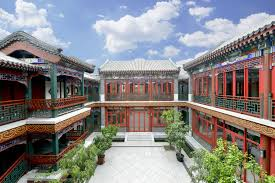 home courtyard listing of the day a courtyard home forbidden city style