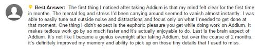 addium review is this the ultimate limitless pill or not