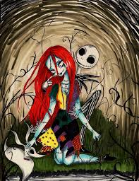 all the pieces of me jack skellington sally and halloween costumes