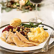 traditional thanksgiving menus thanksgiving dinner menu