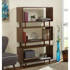 Modern Furniture Shelves by Modern Bookcase Ebay
