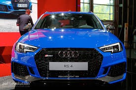 the new 450 hp audi rs4 avant does 0 100 km h in 4 1 seconds