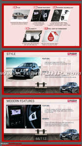 nissan micra ground clearance 2017 nissan terrano facelift u0027s details leaked edit launched at