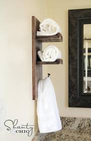image wooden towel rack bathroom bars amazon discount bar sets