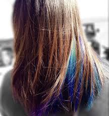 dye bottom hair tips still in style best 25 peacock hair ideas on pinterest oil slick hair oil