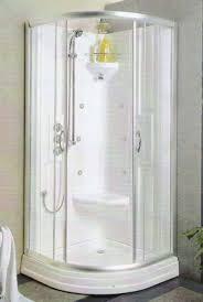 small corner showers corner shower stalls for small bathrooms round corner shower set