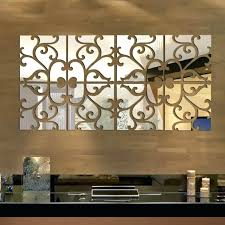 wall mirror stickers online india effect decor australia decals wall mirror stickers australia reflections sticker online india vine art acrylic tile decal home decor removable