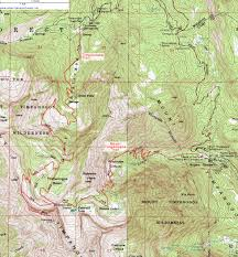 Map Of Provo Utah by Topographic Map Of Mount Timpanogos Utah