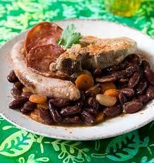 recette cuisine br駸ilienne feijoada cassoulet brésilien les meilleures recettes de cuisine
