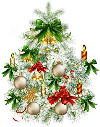 transparent snowy christmas tree with gallery yopriceville