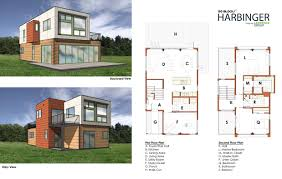 Shipping Container Home Interiors Excellent Container Homes Designs And Plans H75 On Home Interior