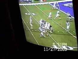 miami dolphins thanksgiving 2003 payback