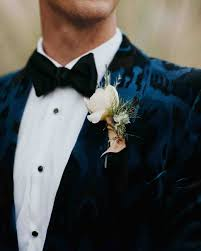 groom s boutonniere 64 boutonnières you both will martha stewart weddings