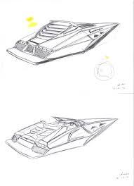 lamborghini speedboat fmendesign
