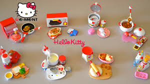kitchen collectables store hello re ment collections i cooking mini kitchen