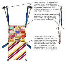 breastplate stones garments3
