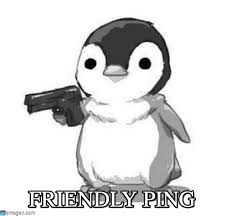 Penguin Memes - friendly ping gun penguin meme on memegen