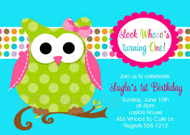 owl birthday invitations disneyforever hd invitation card portal