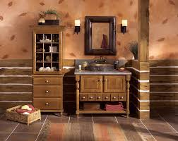 Kraftmaid Bathroom Vanity Bathroom Decoration Using Rustic Solid Wooden Kraftmaid Bathroom