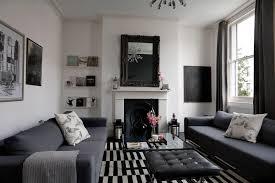 schwarz weiß wohnzimmer wohnzimmer in grau und schwarz gestalten 50 wohnideen lila