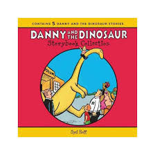 danny and the dinosaur storybook collection combined hardcover