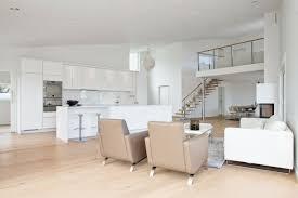 cuisine blanche ouverte sur salon cuisine blanche ouverte sur salon mh home design 26 may 18 01 09 12
