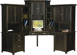 Office Computer Desk With Hutch Solid Wood Computer Desk U2013 Modelthreeenergy Com