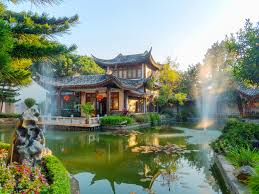 thanksgiving jigsaw puzzle chinese garden puzzle in puzzle of the day jigsaw puzzles on