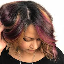 peanut butter and jelly hair color trend popsugar beauty