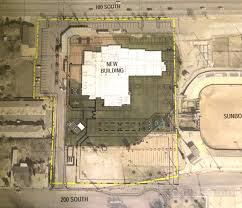 Dixie State University Map New Elementary Progress Report Dixie State Expansion