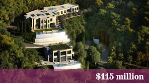 Bel Air Mansion by Planned Bel Air Mega Mansion Will Ask In The Neighborhood Of 115