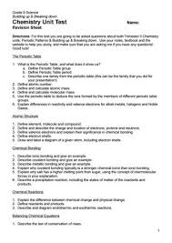 show me the periodic table chemistry test revision sheet by 23216 issuu