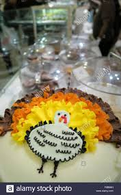 thanksgiving turkey cake magnolia bakery grand central