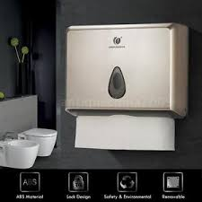 Commercial Paper Towel Holder Dispenser Mounted Bathroom Office - Paper towel holder bathroom
