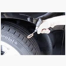 chambre à air voiture jeu de réparation pour les pneus de voitures sans chambre à air