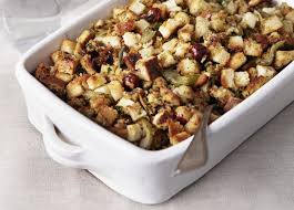 Southern Stuffing Recipes For Thanksgiving Basic Bread Stuffing Recipe