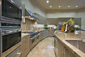 Designed Kitchen by Architecturally Designed Kitchen With Stainless Steel Fitted Units