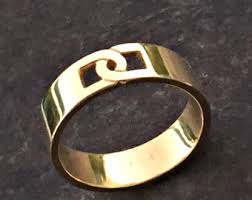 thumb rings for men jewelry for men and women by shmukies on etsy