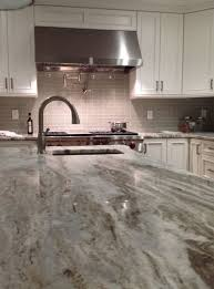 Granite Countertops And Kitchen Tile Best 25 Granite Backsplash Ideas On Pinterest Kitchen Granite