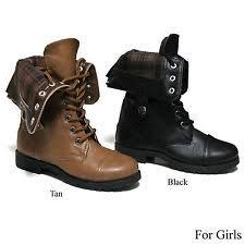 s lace up combat boots size 11 fold combat boots size 11 ebay