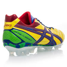 womens football boots australia asics lethal flash ds 2 it mens football boots yellow blue