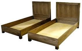 Metal Platform Bed Frames Twin Bed Frame Platform U2013 Savalli Me