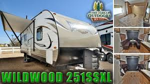 Wildwood Campers Floor Plans by 2017 Forest River Wildwood 251ssxl Ww188 Rv Sales Dealer Colorado