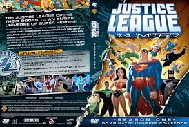 justice league unlimited dc animated justice league unlimited season 1
