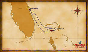 Dvc Map Dvc Announces 2018 Members Cruise Aboard The Disney Dream U2022 The