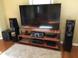 Home Theater Wall Units Amp Entertainment Centers At Dynamic Why Home Theater Surround Sound Is Better Than A Soundbar U2013 Svs